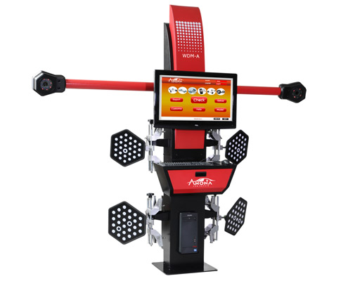 Anona 3d Wheel Alignment Machines Is Accurate And Best