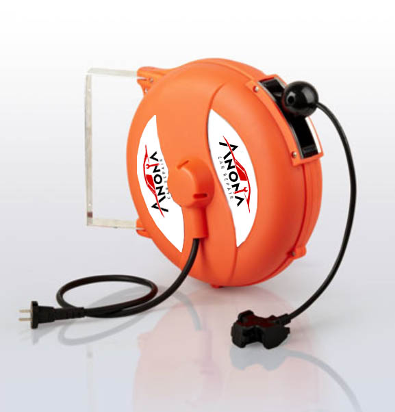 Retractable Air Hose Reel Tyre Changers Spray Paint