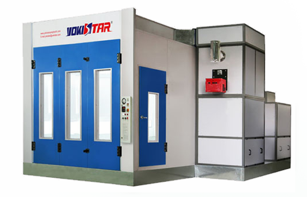 Automobile Paint Booths Tyre Changers Spray Paint Booth